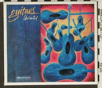 Guitars Unlimited: Same, 11 Tr., Digi, FS-New, Nacybeck(JBLUECD06), EU, 2003 - CD - 92955 - 7,50 Euro