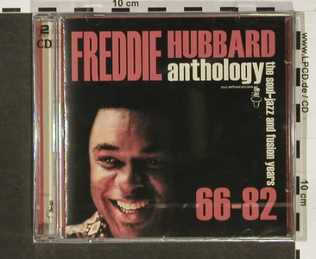 Hubbard,Freddie: Anthology, 66-82, FS-New, Passion Music Ltd.(SBPJ 10D), UK, 2002 - 2CD - 93137 - 11,50 Euro
