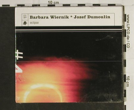 Wiernik,Barbara & Jozef Dumoulin: Eclipse, Digi, FS-New, mogno(), , 2001 - CD - 93250 - 10,00 Euro