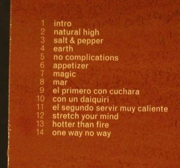 Wagon Cookin': Appetizes, Digi, FS-New, Wagon(), UK, 2001 - CD - 93422 - 7,50 Euro
