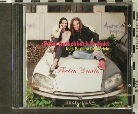 Autschbach Projekt  f.B.Dennerlein: Feelin'Dunk, FS-New, Acoustic Music(319.1266.2 42), D, 2002 - CD - 93474 - 12,50 Euro