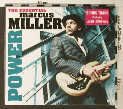 Miller,Marcus: The Essential Marcus Miller, FS-New, Dreyfus(), , 2006 - CD - 93548 - 9,00 Euro