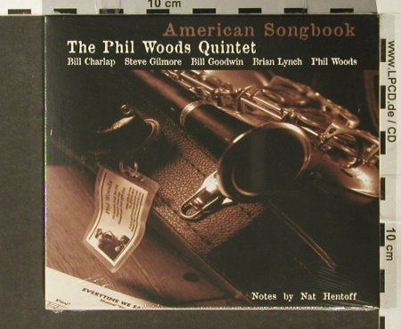Woods New Quintet,Phil: American Songbook, FS-New, Kind of Blue(), EU, 2006 - CD - 93928 - 11,50 Euro