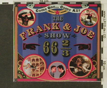 Frank & Joe Show: 66 2/3, Digi, FS-New, Hyena(TMF 9324), , 2005 - CD - 94196 - 9,00 Euro