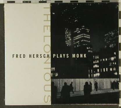 Hersch,Fred: plays Monk, FS-New, Nonesuch(), D, 1998 - CD - 94847 - 9,00 Euro