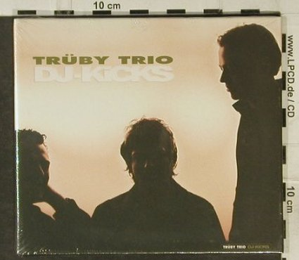 Trüby Trio: DJ-Kicks, Digi, FS-New, K7(104), P, 2001 - CD - 94848 - 10,00 Euro