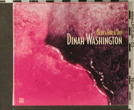 Washington,Dinah: Blues For A Day,Digi, Dreyfus(), F, 2002 - CD - 94939 - 10,00 Euro