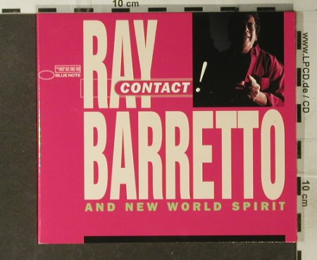Barretto,Ray & New World Spirit: Contact, Digi, Blue Note(856974 2), D, 1997 - CD - 94956 - 10,00 Euro
