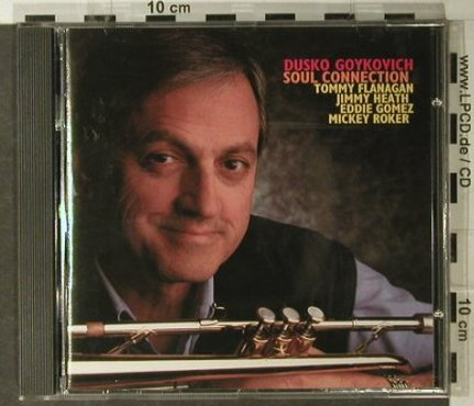 Goykovich,Dusko: Soul Connection, Enja(ENJ-8044 2), D, 1993 - CD - 95020 - 9,00 Euro