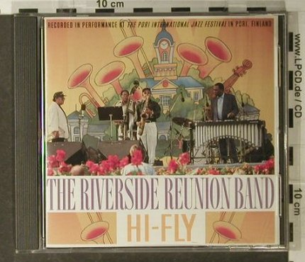 Riverside Reunion Band: Hi-Fly, Milestone(MCDCE-1), US, 1994 - CD - 95044 - 10,00 Euro
