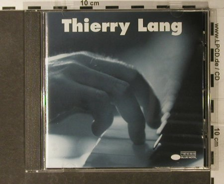 Lang,Thierry: Same, Blue Note(8 56254 2), NL, 1997 - CD - 95046 - 7,50 Euro