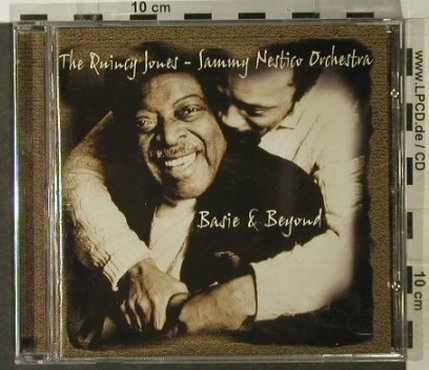 Jones,Quincy-Sammy Nestico Orch.: Basie & Beyond, Qwest(), D, 2000 - CD - 95115 - 10,00 Euro