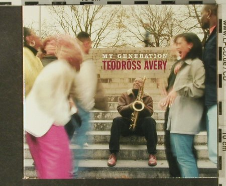 Avery,Tedross: My Generation, Digi, Impulse(051 181-2), EU, 1996 - CD - 95200 - 10,00 Euro