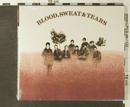 Blood,Sweat & Tears: Same,12 Tr., Digi, FS-New, Repertoire(RES 2324), D, 2004 - CD - 95423 - 10,00 Euro