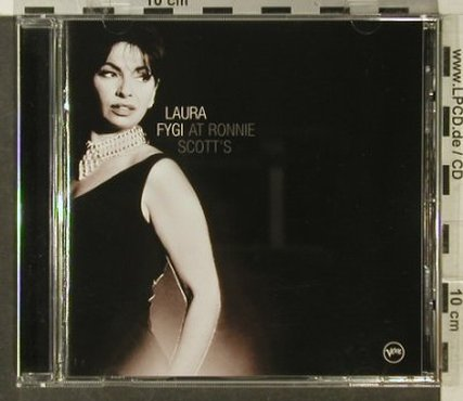 Fygi,Laura: At Ronnie Scott's, Verve(038 017-2), EU, 2003 - CD - 95589 - 10,00 Euro