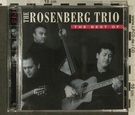 Rosenberg Trio: The Best Of, Emarcy/Polydor(589 332-2), D, 2002 - 2CD - 95663 - 10,00 Euro