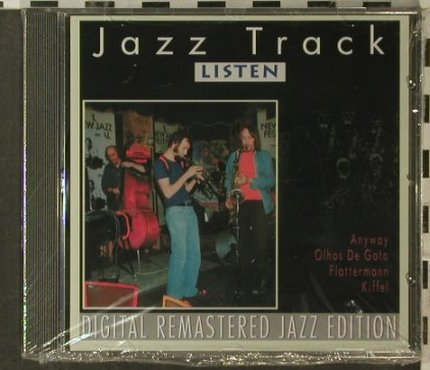Jazz Track: Listen, FS-New, Pastels(20.1615), D, 1995 - CD - 95813 - 5,00 Euro