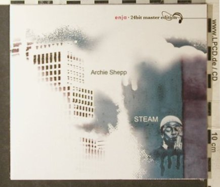 Shepp,Archie: Steam('76), Digi,24bit, FS-New, Enja(ENJ-2114 2), D, 2007 - CD - 95898 - 10,00 Euro