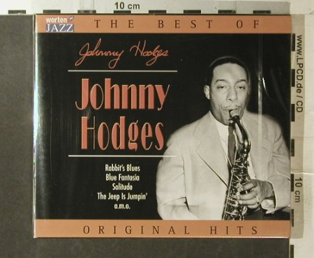 Hodges,Johnny: The Best Of, FS-New, TIM(221407-205), EU, 2003 - CD - 95902 - 5,00 Euro