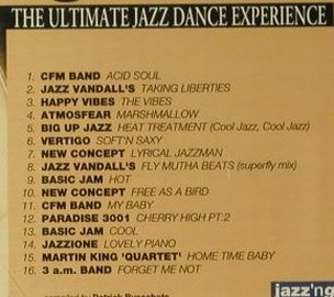 V.A.Jazz'n Go Vol.2: 16 Tr., ARS Productions(740 027-2), A, 1994 - CD - 96079 - 10,00 Euro