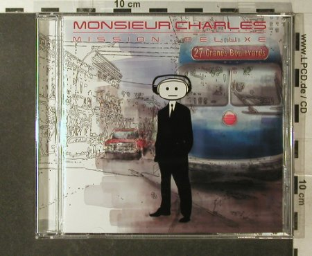 Monsieur Charles: Mission Deluxe, Para Sol(), D, 02 - CD - 96104 - 10,00 Euro