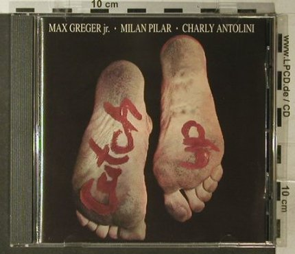 Greger jr.,Max / M.Pilar / Antolini: Catch Up (1970), GreenTree(), , 1996 - CD - 96246 - 7,50 Euro