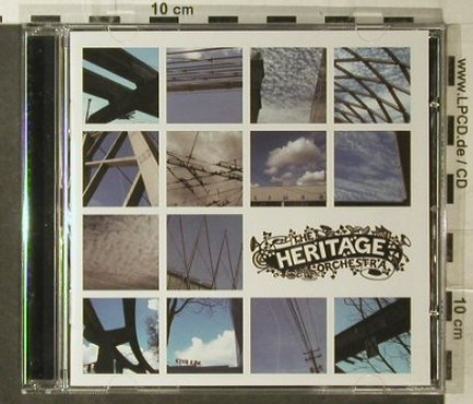 Heritage Orchestra,The: Same, Brownswood Rec.(BW002CD), UK, 2006 - CD - 96252 - 10,00 Euro