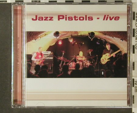 Jazz Pistols: Live, Cherry Town(), , 2006 - CD - 96341 - 11,50 Euro