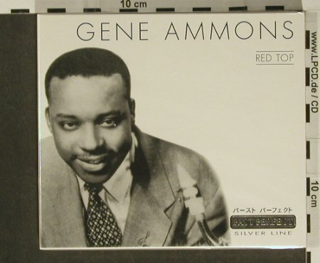 Ammons,Gene: Red Top, FS-New, TIM(), D, 2001 - CD - 97338 - 5,00 Euro