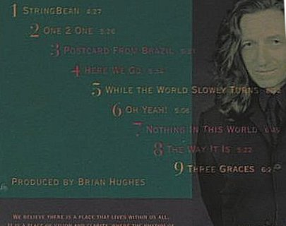 Hughes,Brian: One 2 One, Virgin(), EU, 1998 - CD - 97340 - 7,50 Euro
