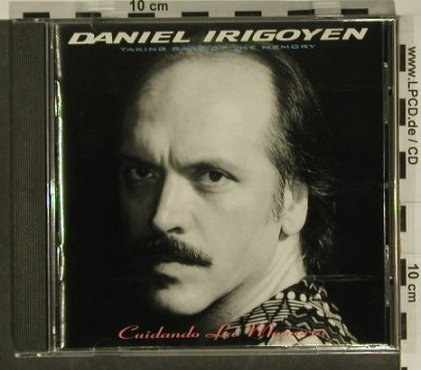Irigoyen,Daniel: Talking Care of the Memory, Allado(), D, 1997 - CD - 97345 - 7,50 Euro