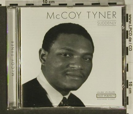 Tyner,McCoy: Suddenly, 12 Tr., Past Perfect(), D, 2001 - CD - 97346 - 4,00 Euro