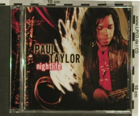 Taylor,Paul: Nightlife, Peacon(PKD-8528-2), EC, 2005 - CD - 97358 - 7,50 Euro