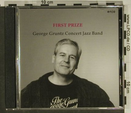 Gruntz Concert Jazz Band,George: First Prize(1989), Enja(6004-2), A, 2002 - CD - 97372 - 7,50 Euro