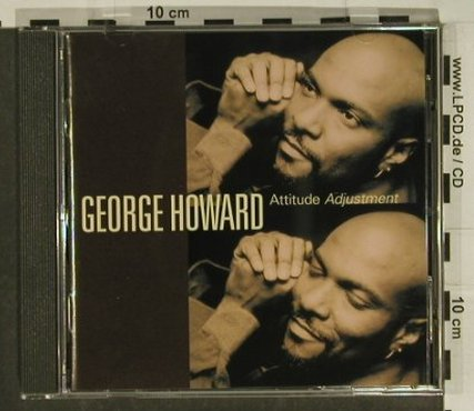 Howard,George: Attitude Adjustment, GRP(), EEC, 1996 - CD - 97376 - 7,50 Euro