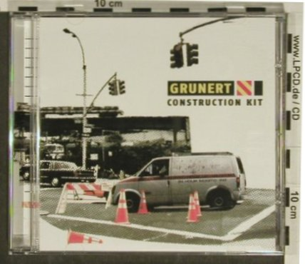 Grunert: Construction Kit, Hong Kong(HKR 021), , 2005 - CD - 97402 - 7,50 Euro