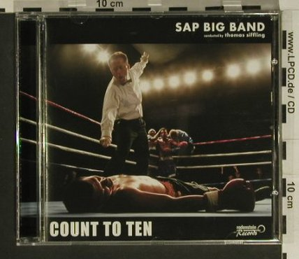 SAP Big Band: Count to Ten, Rodenstein Rec.(Rod 30), , 2006 - CD - 97606 - 6,00 Euro