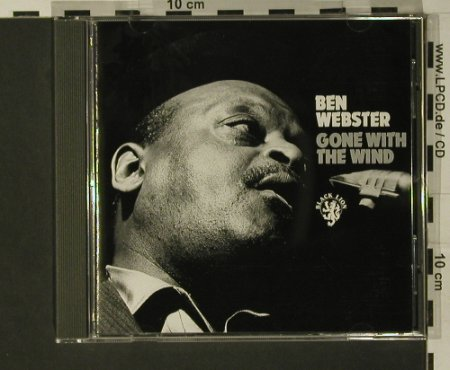 Webster,Ben: Gone With The Wind, Black Lion(), D, 1989 - CD - 97701 - 7,50 Euro