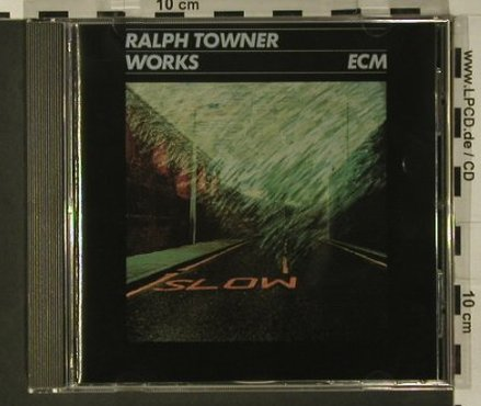 Towner,Ralph: Works, ECM(823 268-2), D, 1984 - CD - 97719 - 7,50 Euro