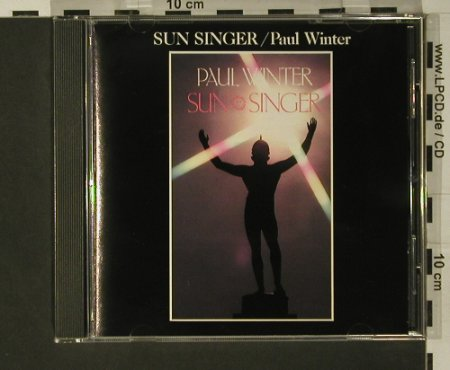 Winter,Paul: Sun Singer, Living Music(LD0003), US, 1983 - CD - 97723 - 7,50 Euro