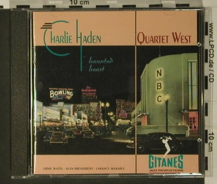 Haden,Ch.+Quartet West: Haunted Heart, Verve(), F, 1992 - CD - 97726 - 7,50 Euro