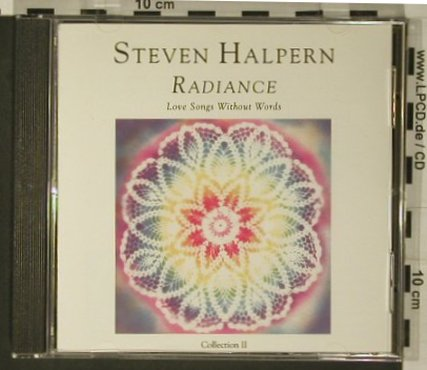 Halpern,Steven: Radiance - Collection 2, Sound Rx(SRXD 7844), , 1989 - CD - 97728 - 9,00 Euro