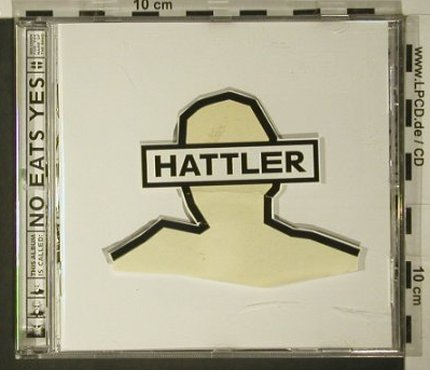 Hattler,Helmut: No Eat Yes, Polydor(), D, 2000 - CD - 97731 - 7,50 Euro