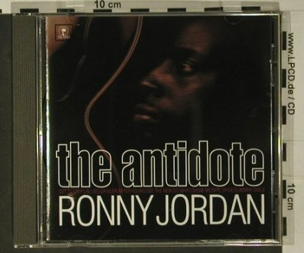 Jordan,Ronnie: The Antidote, Island(), D, 1992 - CD - 97787 - 7,50 Euro