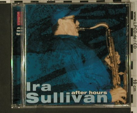 Sullivan,Ira: After Hours, Go Jazz(), D, 2000 - CD - 97896 - 7,50 Euro