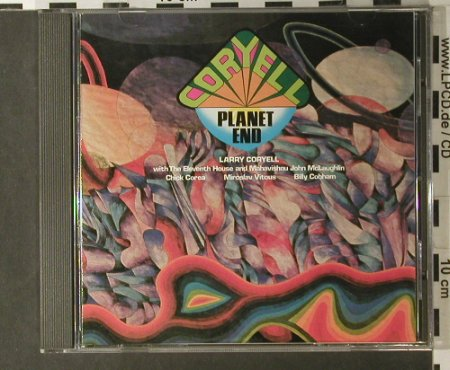 Coryell,Larry: Planet End, Vanguard(VMD 79367-2), D, 1975 - CD - 98054 - 7,50 Euro