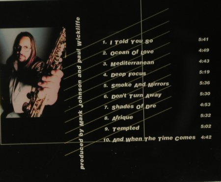Johnson,Marc: Deep Focus, JVC(), EU, 1996 - CD - 98060 - 10,00 Euro