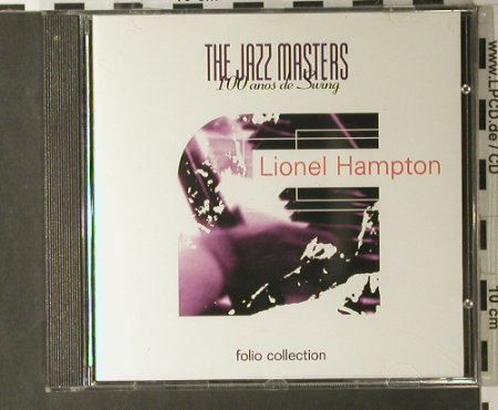 Hampton,Lionel: The Jazz Masters, folio(), , 1996 - CD - 98071 - 4,00 Euro