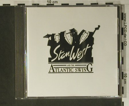 West,Stan & Atlantic Swing: Same, 12 Tr., StanWest(SW 88), ,  - CD - 98430 - 7,50 Euro