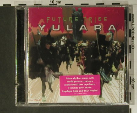 Yulara: Future Tribe, co, FS-New, Higher Oct(), US, 2000 - CD - 98434 - 10,00 Euro